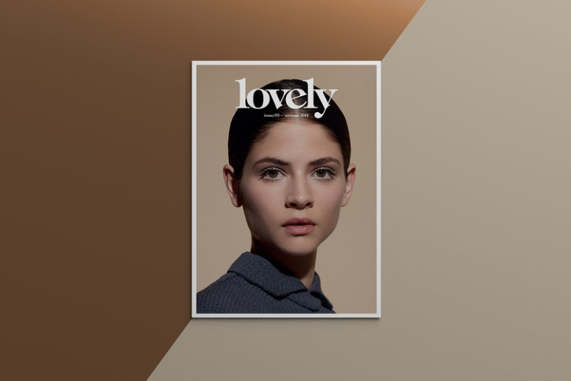 Lovely The Mag Issue#3 0