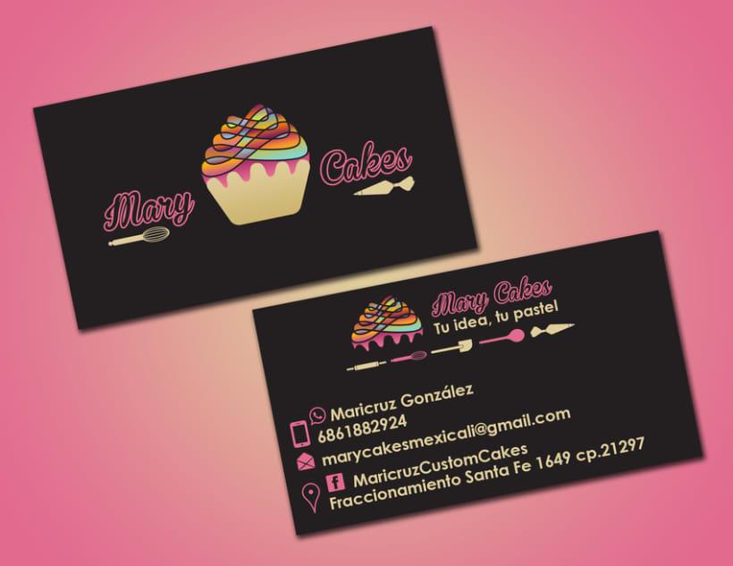 Mary cakes 0
