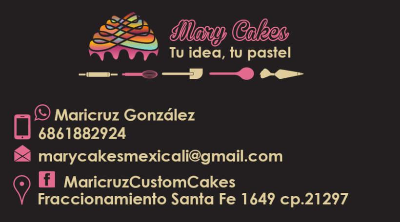 Mary cakes 1