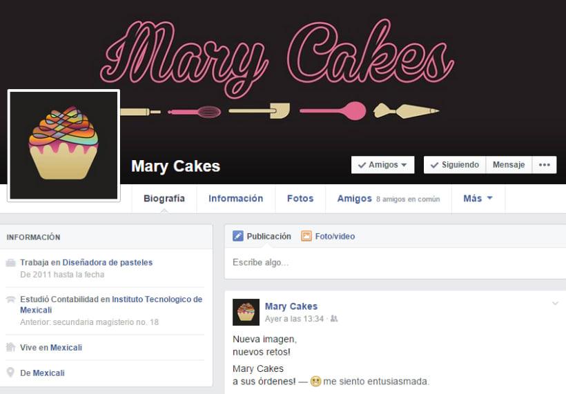 Mary cakes 3