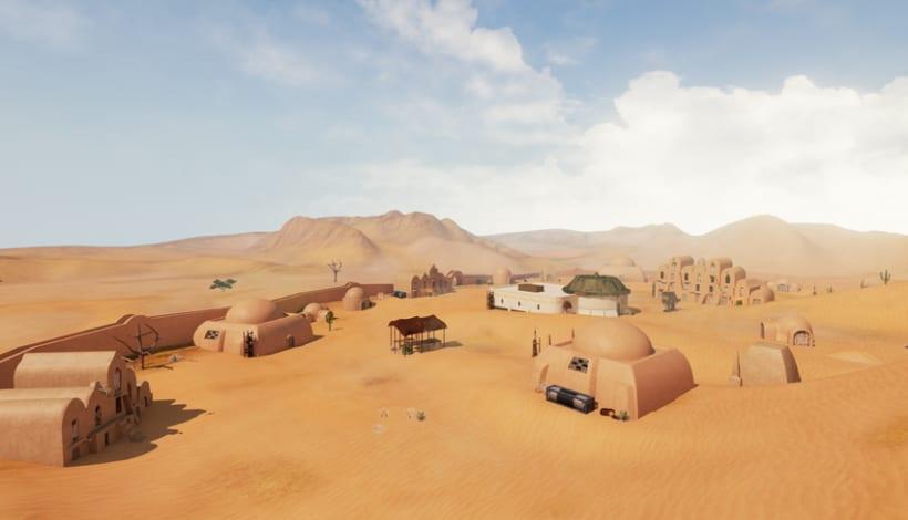Proyecto Tatooine 2