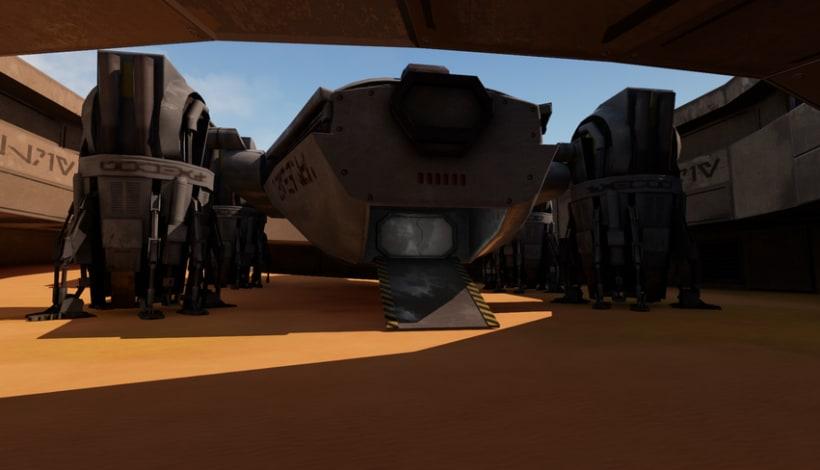 Proyecto Tatooine 3