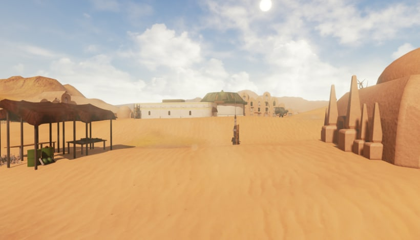 Proyecto Tatooine 4