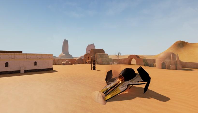 Proyecto Tatooine 5