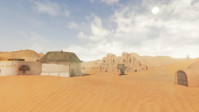 Proyecto Tatooine 6