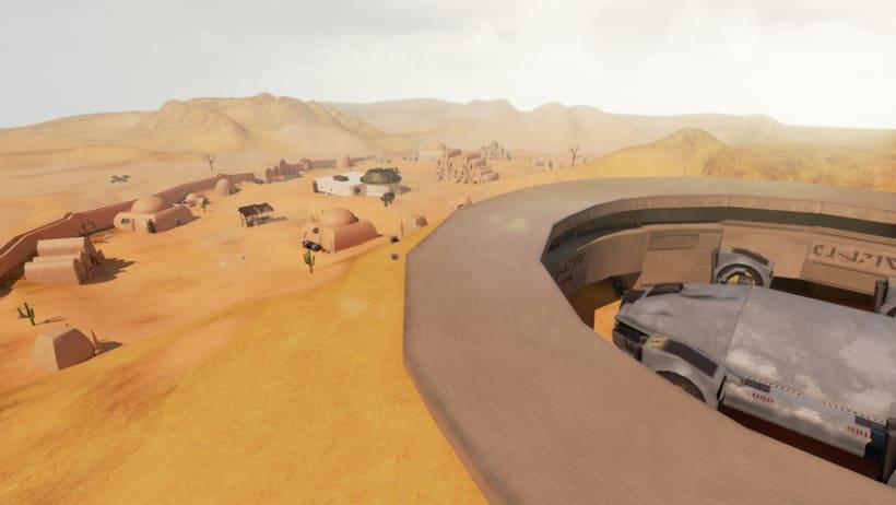Proyecto Tatooine 7