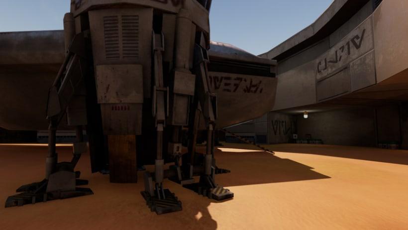 Proyecto Tatooine 8