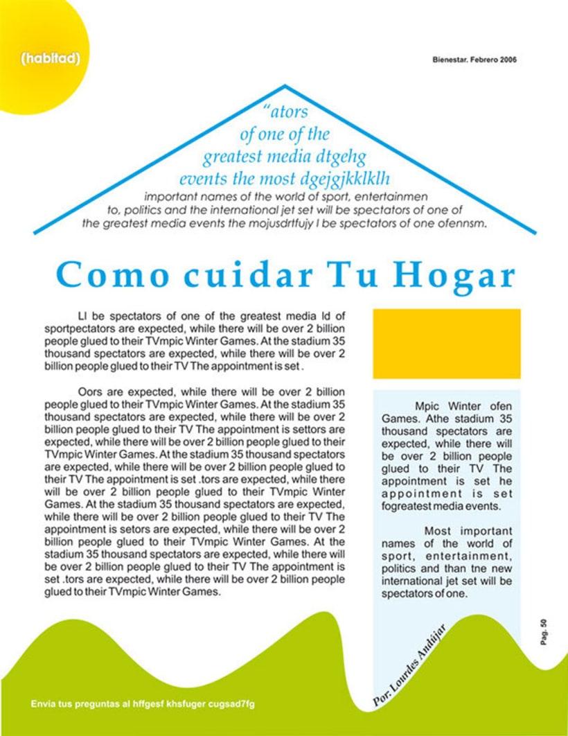 Diseño editorial. 3