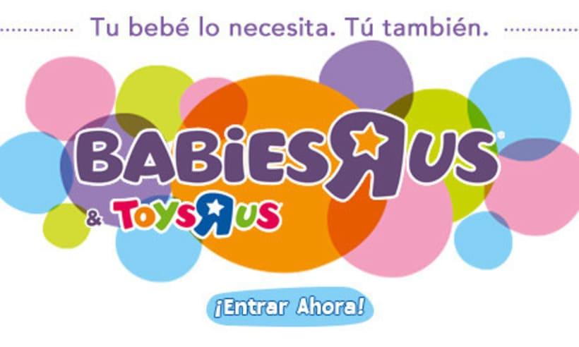 Contenido web para Babiesrus. 5