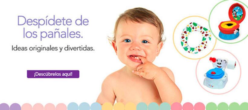 Contenido web para Babiesrus. 6