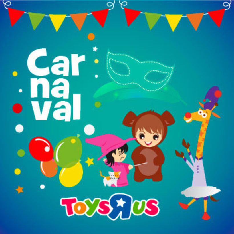 Contenido web para Toysrus. 11