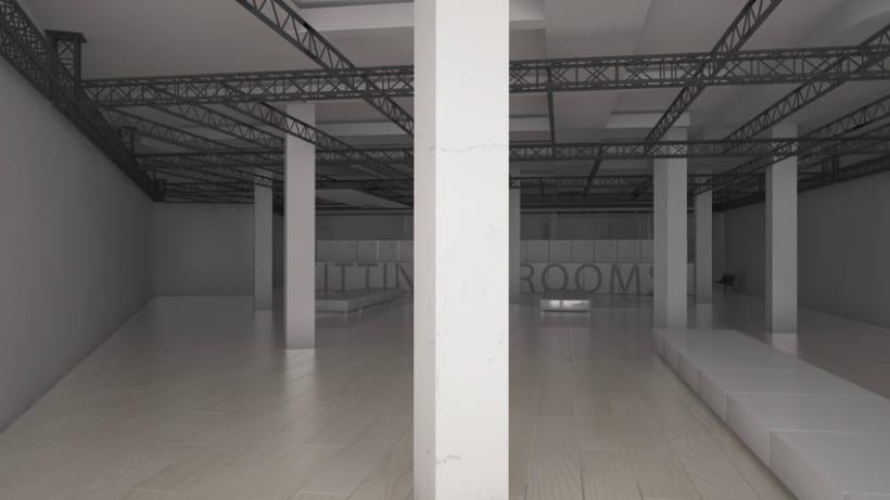 Bershka Concept Store 2