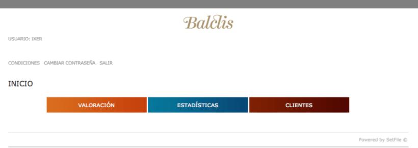 Gestor tasaciones Balclis 1