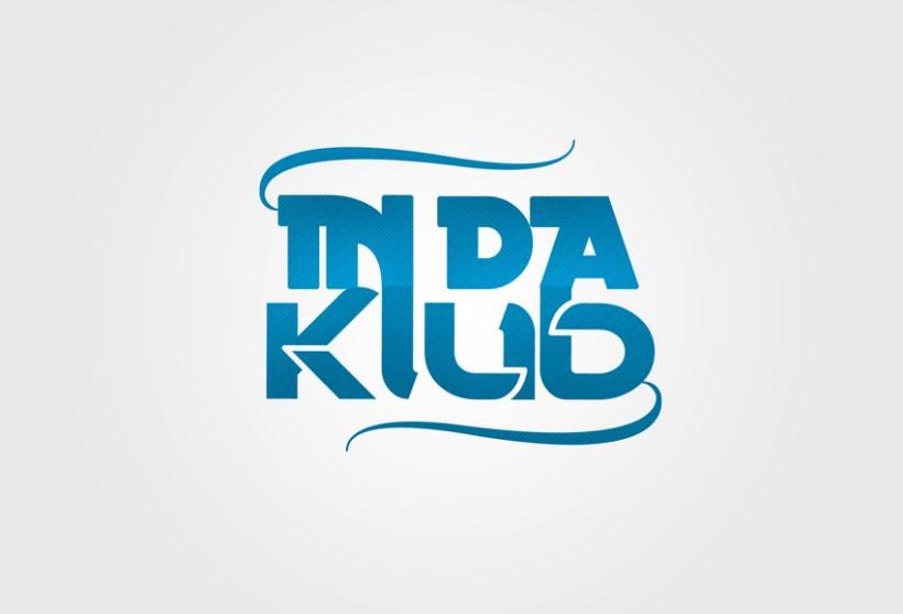 In Da Klub - Logo 0