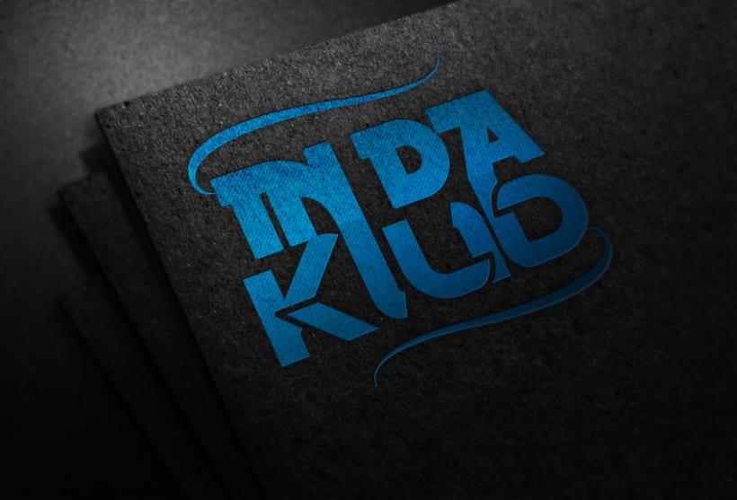 In Da Klub - Logo 1