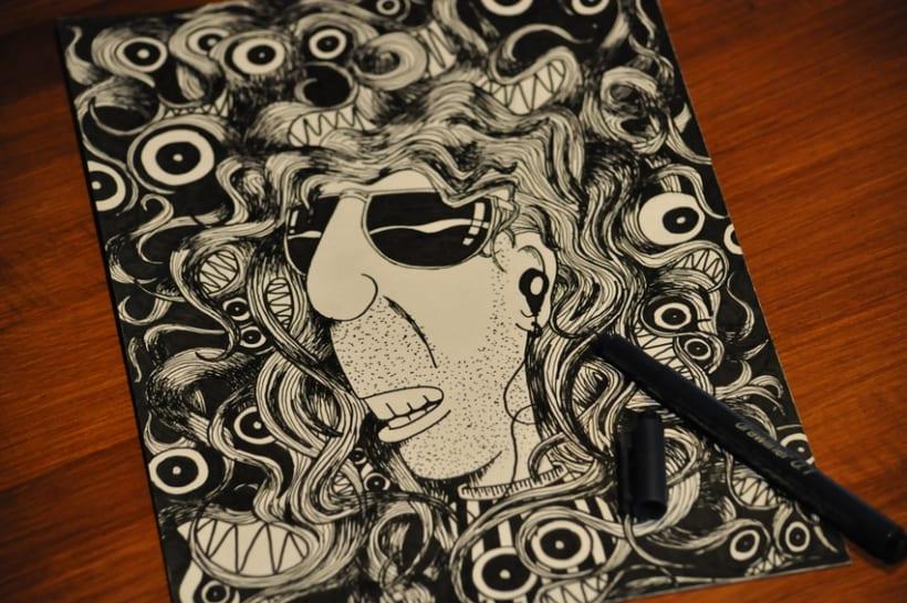 Los Fantasmas del Rockero -1