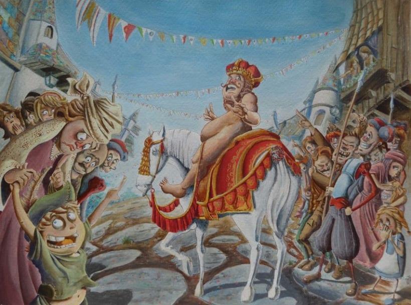 De Reyes, Piratas y valientes barrigones 1