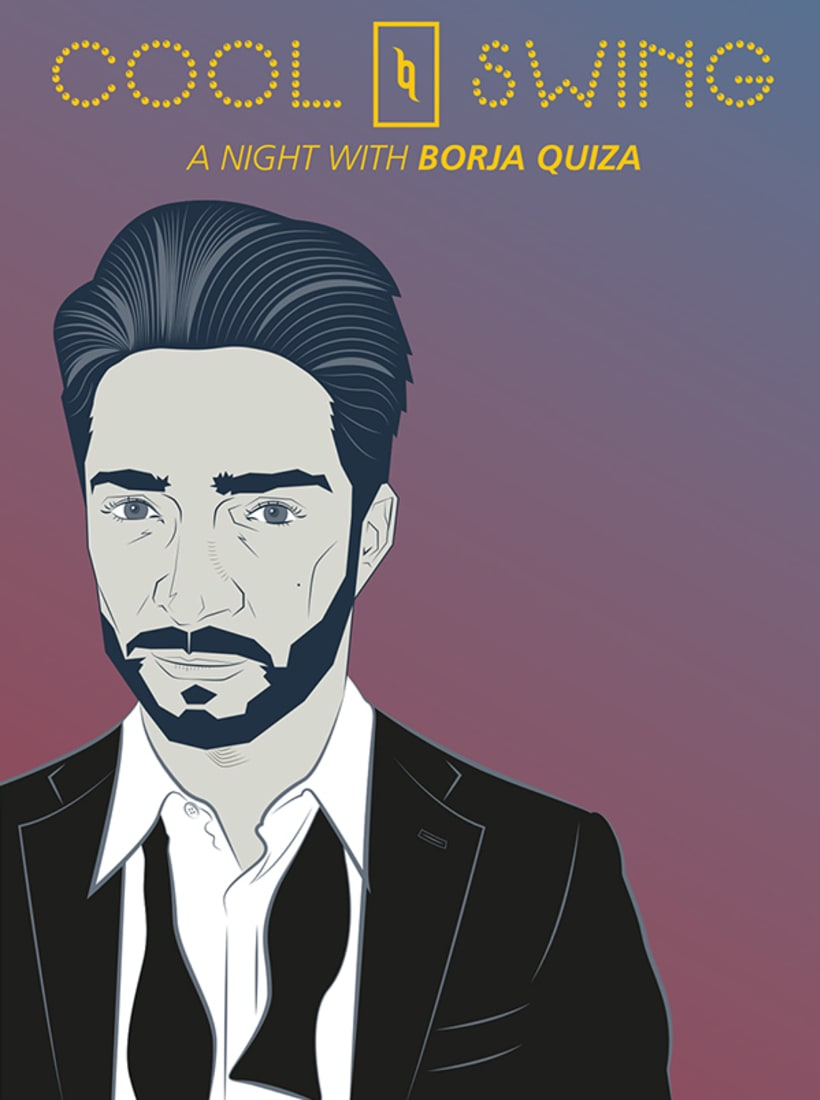Cool Swing - A Night With Borja Quiza 1