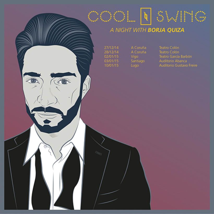 Cool Swing - A Night With Borja Quiza 2