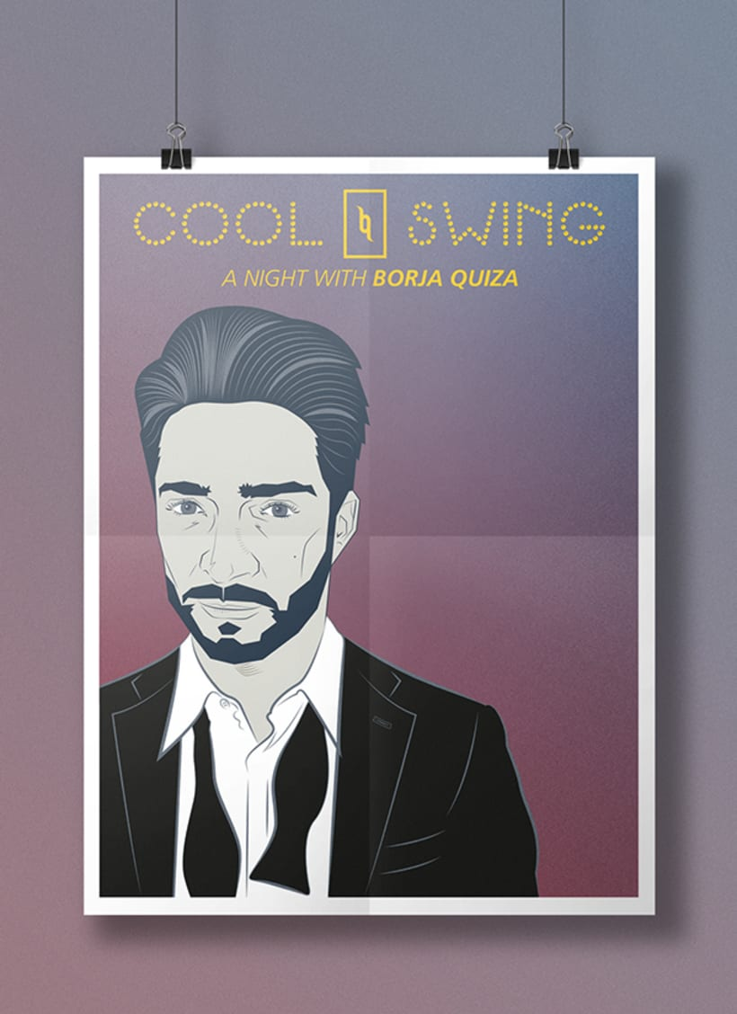 Cool Swing - A Night With Borja Quiza 5