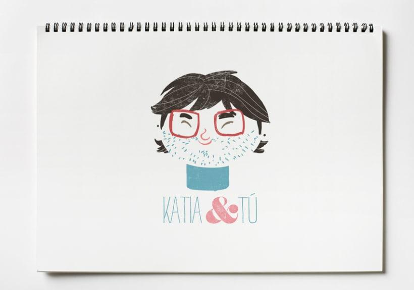 Sketch & Handmade illustration 5