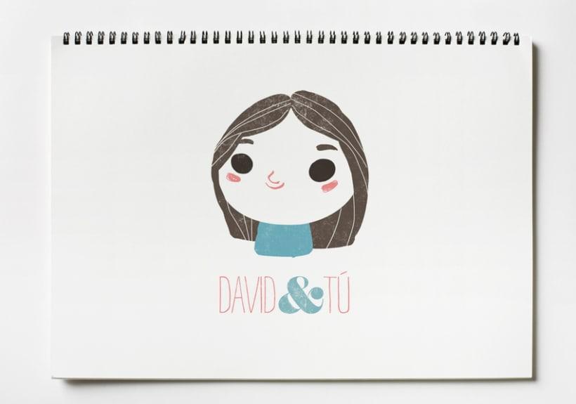 Sketch & Handmade illustration 6