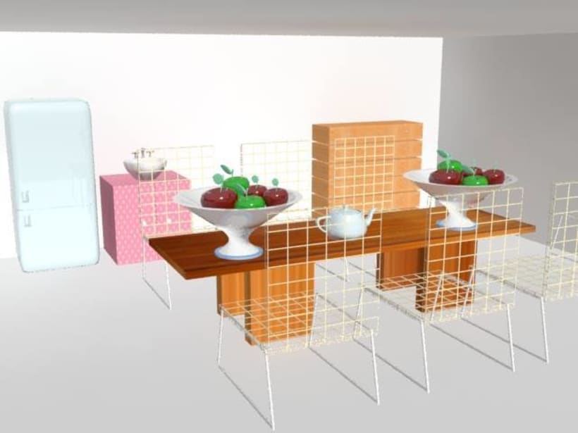 3ds max modeling 1