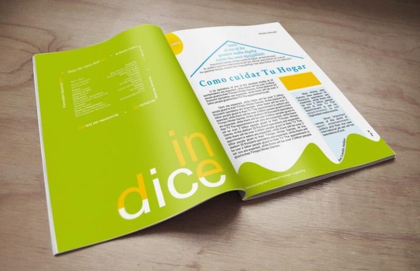 Diseño editorial. 0