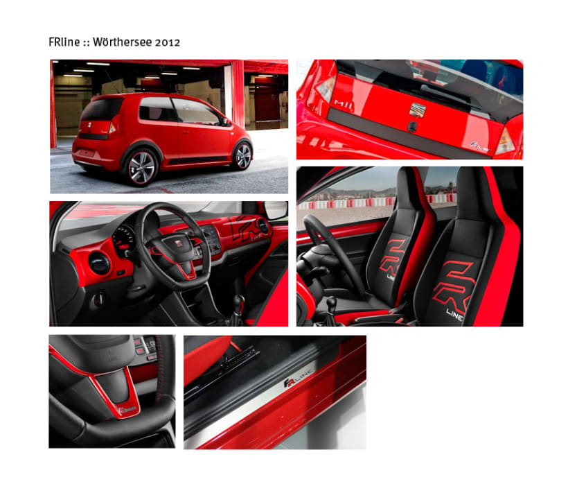 SEAT :: Graphic, Colour & Trim  2