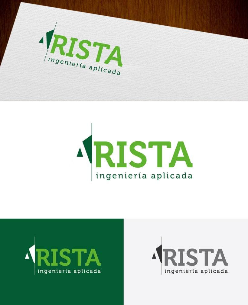 Diseño de imagen de marca - Arista Ingenería Robótica 0