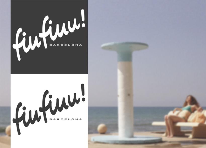 Imagen corporativa FIUFIUU Barcelona 1