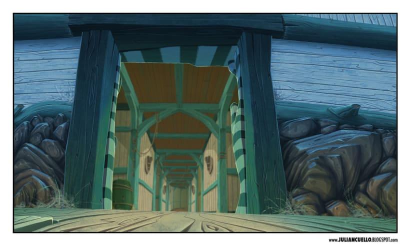 El arca 5