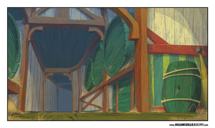 El arca 10