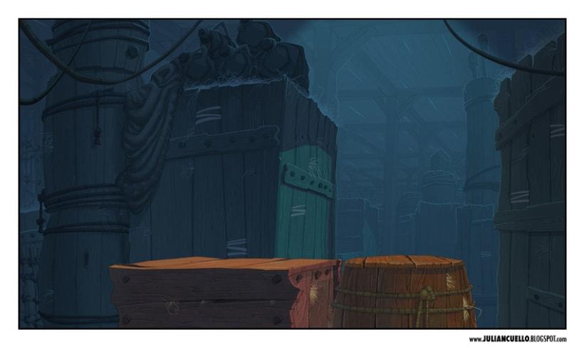 El arca 6