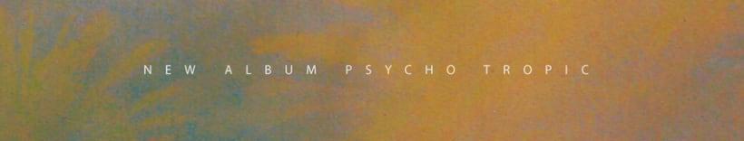CEREMONEY - Psycho Tropic (Jarana Records 2013) LP 2