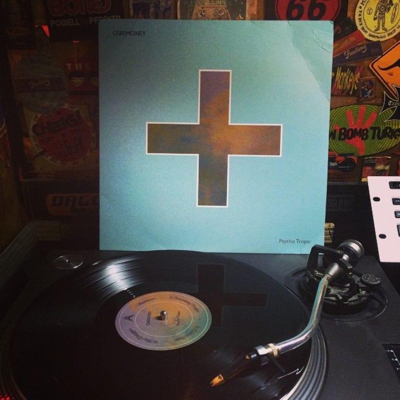 CEREMONEY - Psycho Tropic (Jarana Records 2013) LP 6