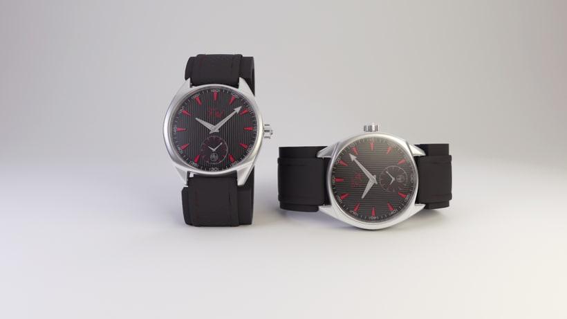 Reloj 3D -1