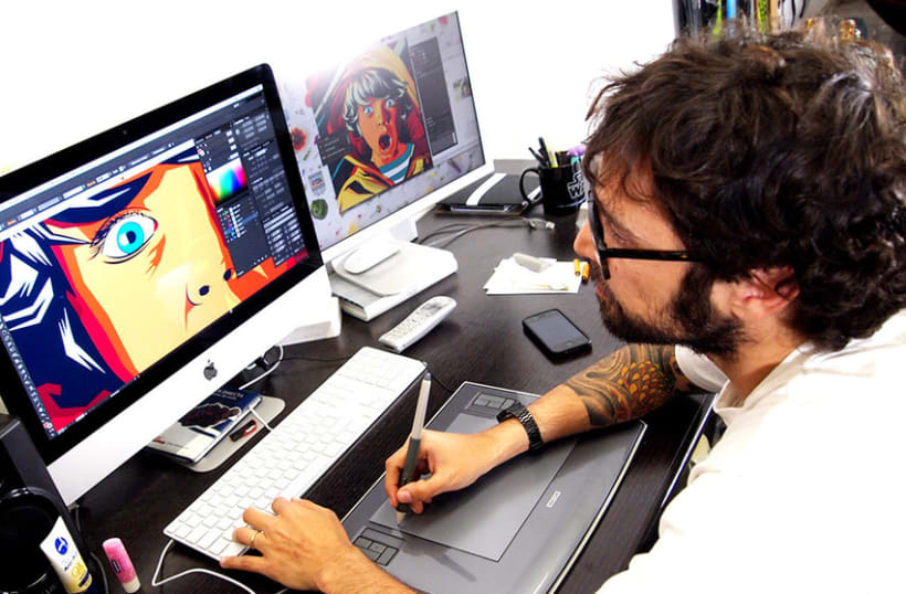 Sugiérenos nuevos temas y profesionales para los cursos de diseño 0