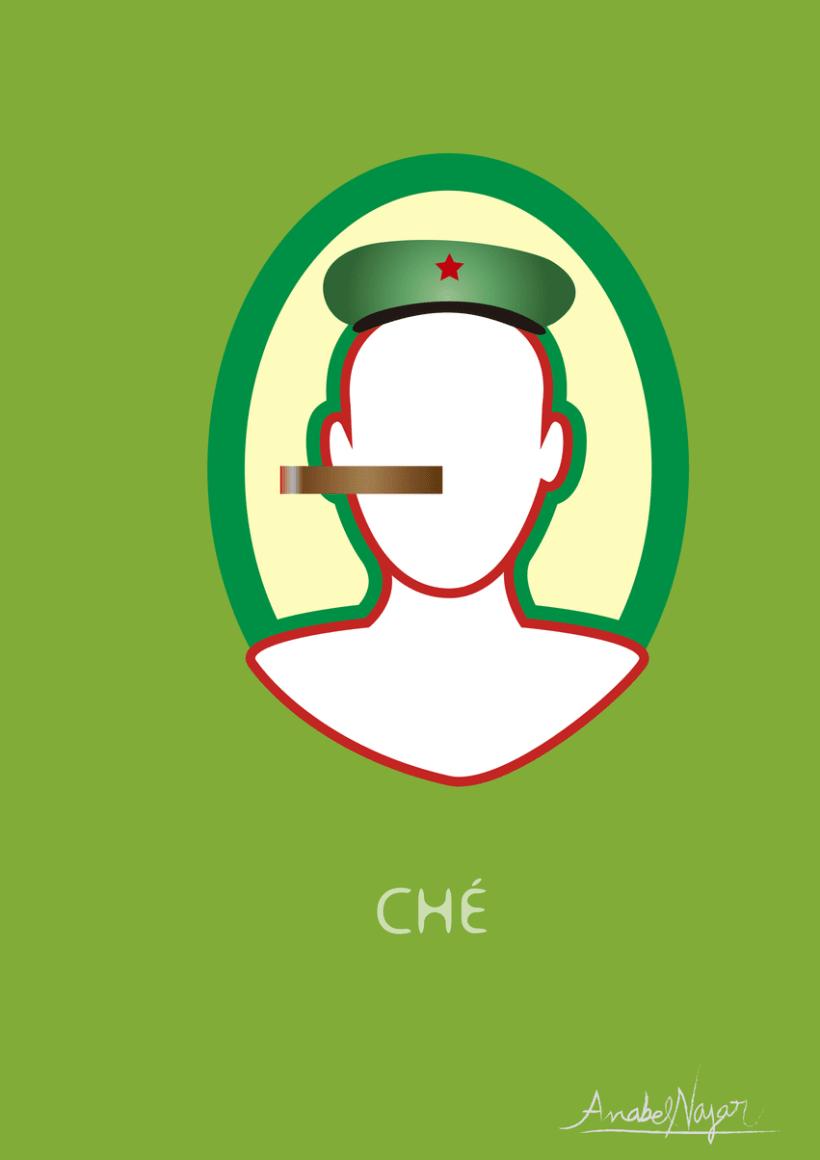 Personas & personajes 4