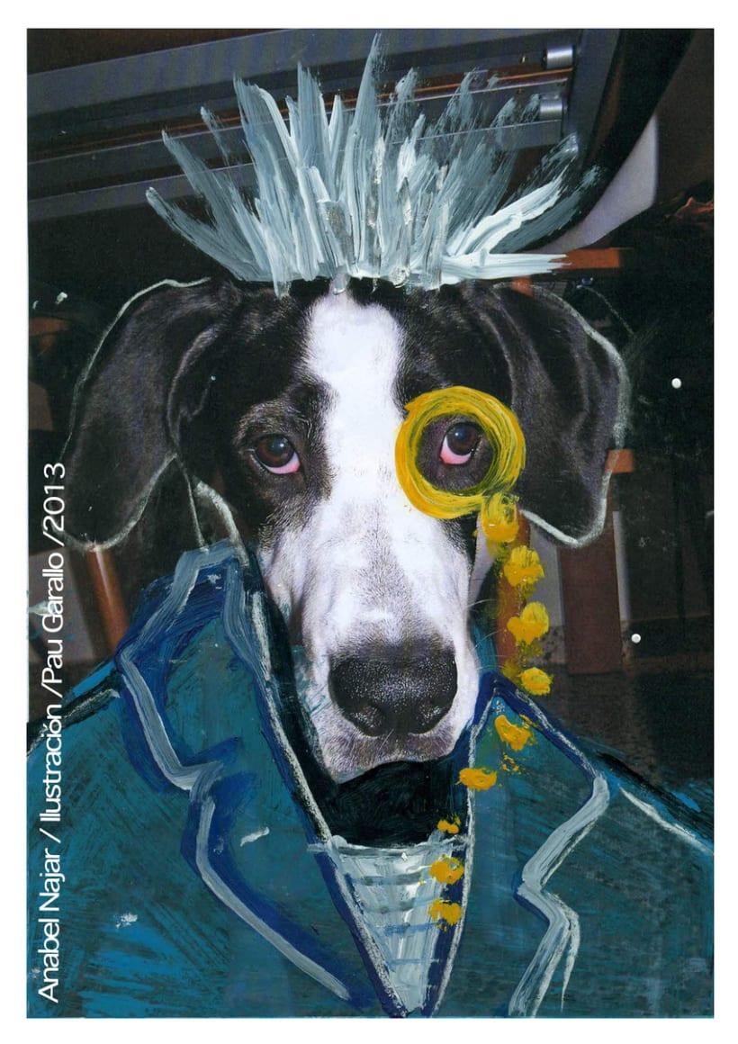 Retratos pintados 2