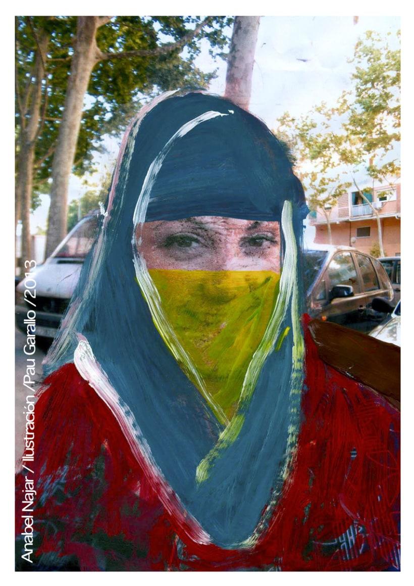 Retratos pintados 11