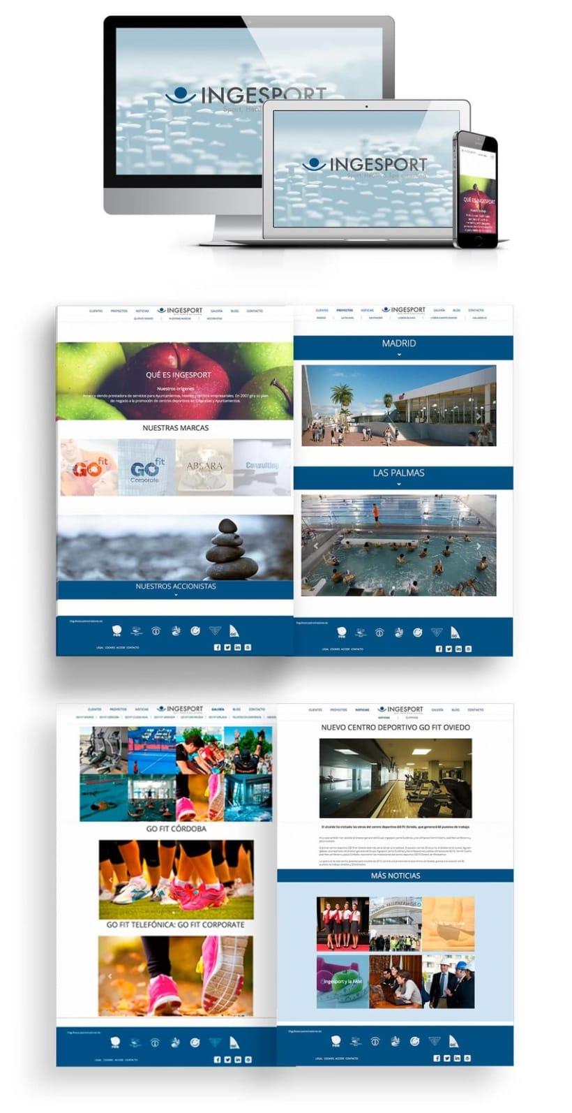 Rediseño Web Ingesport -1