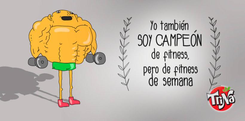 Posts Trina España 2