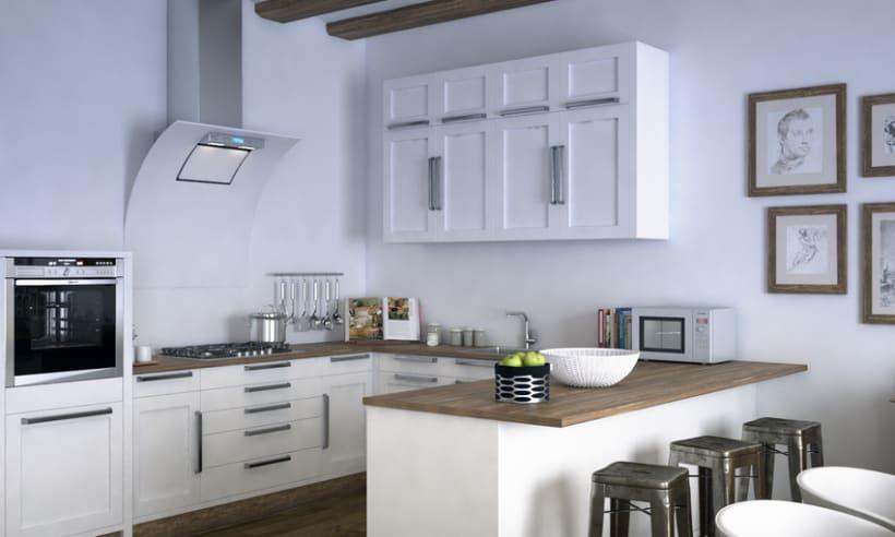 Proyect 3D: Interior Design 2