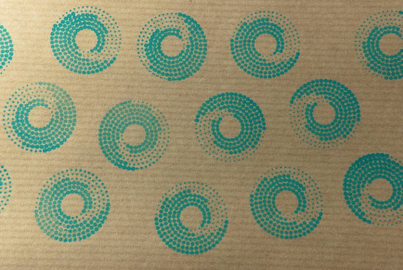 Circle Clear Stamps 27