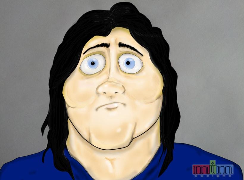 ilustración personaje pixar -1