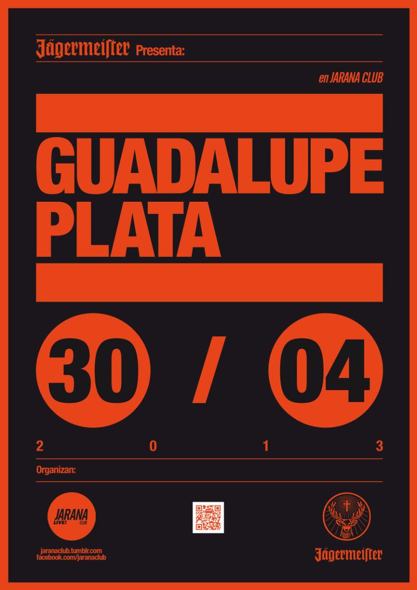 Guadalupe Plata @  Jarana Club — Fiesta Jaggermeister 0