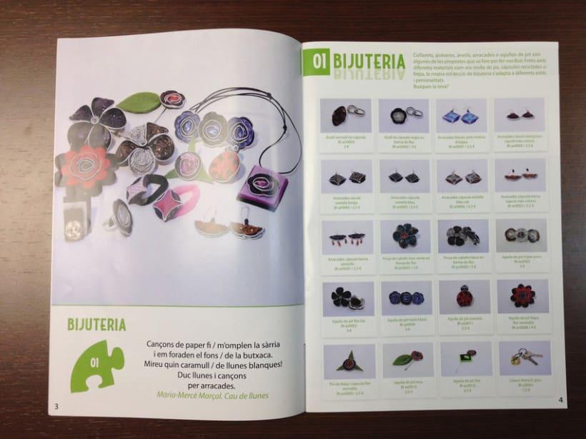 Catálogo productos Artesanales 2