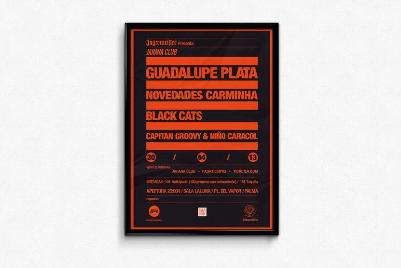 Guadalupe Plata @  Jarana Club — Fiesta Jaggermeister 3