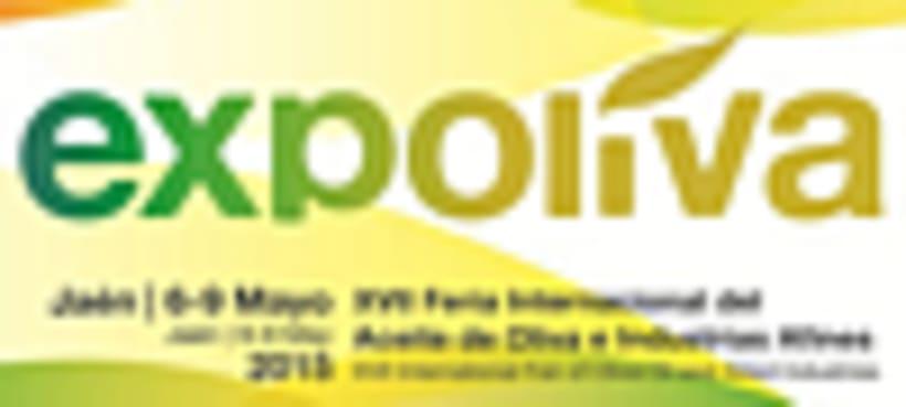 Concurso para el cartel identificativo de Expoliva 2015 1